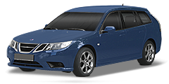 9-3 Sport Wagon  (YS3F/Facelift) 2007 - 2011