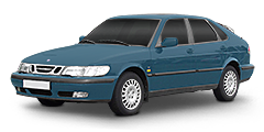 9-3 (YS3DXXXX) 1993 - 2002