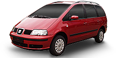 Alhambra (7MS/Facelift) 2000 - 2010