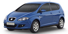 Seat Altea (5P) 2004 - 2008 2.0 TDI