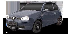 Seat Arosa (6H, 6HS/Facelift) 2000 - 2005 1.4