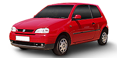 Seat Arosa (6H, 6HS) 1997 - 2004 1.4