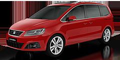 Seat Alhambra (7N/Facelift) 2015 - 2.0 TDI 4x4