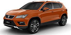 Seat Ateca (5FP) 2016 - 1.4 Eco TSI