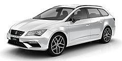 Leon ST Cupra (5F/Facelift) 2017 - 2020