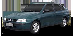 Seat Cordoba (6K, 6K/C/Facelift) 1999 - 2003 1.6i SX