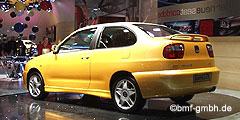 Seat Cordoba Cupra (6K, 6K/C) 1999 - 2000 Cordoba 1.8T 20V Cupra