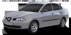 Seat Cordoba (6L) 2002 - 1.4