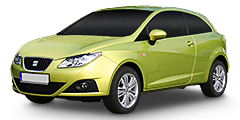 Seat Ibiza SC (6J) 2008 - 2012 1.2