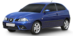 Ibiza (6L/Facelift) 2005