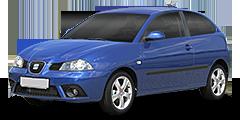 Ibiza (6L/Facelift) 2005 - 2008