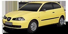 Seat Ibiza (6L) 2002 - 2005 1.4