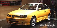 Seat Ibiza Cupra (6K, 6K/C) 1999 - 2000 Ibiza 1.8T 20V Cupra