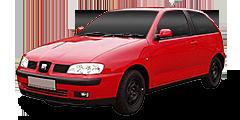 Seat Ibiza (6K, 6K/C/Facelift) 1997 - 2002 1.6i