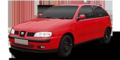 Ibiza (6K, 6K/C/Facelift) 1997 - 2002