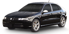 Seat Leon FR (1M) 1999 - 2004 1.8 20V T