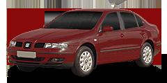 Seat Toledo (1M) 1999 - 2004 1.6 16V