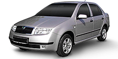 Skoda Fabia saloon (6Y) 2000 - 2005 Fabia Sedan 1.4 TDI 55 kW
