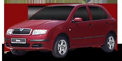 Skoda Fabia (6Y/Facelift) 2002 - 2007 1.4 TDI