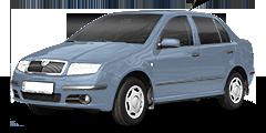 Fabia saloon (6Y/Facelift) 2005 - 2007
