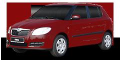 Skoda Fabia (5J) 2007 - 2010 1.6