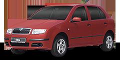 Fabia (6Y/Facelift) 2002 - 2007