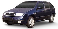 Fabia Station Wagon (6Y) 2000 - 2005