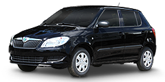 Skoda Fabia (5J/Facelift) 2010 - 2014 1.2