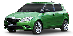Fabia RS (5J/Facelift) 2010 - 2014