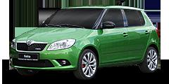 Skoda Fabia RS (5J/Facelift) 2010 - 2014