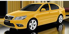 Skoda Octavia (1Z/Facelift) 2008 - 2013 1.6 TDI