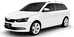 Fabia Station Wagon (5J) 2015 - 2018