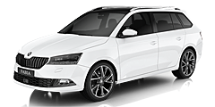 Fabia Station Wagon (5J/Facelift) 2018