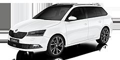 Skoda Fabia Station Wagon (5J/Facelift) 2018 - Fabia Combi 1.0 TSI