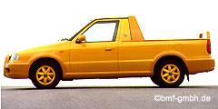 Skoda Felicia Pick Up (797) 1997 - 2000 Pick Up 1.6