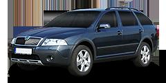 Skoda Octavia Scout (1Z) 2007 - 2009 1.8 4x4