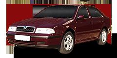 Skoda Octavia (1U) 1996 - 2004 2.0 4x4