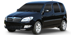 Skoda Roomster (5J/Facelift) 2010 - Van 1.6 TDI