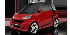 Smart Fortwo (451/Facelift) 2010 - 2012 Coupé