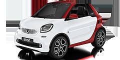 Smart Fortwo Cabrio (453) 2016 - Fortwo cabrio 1.0