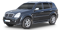 Rexton (RJ/Facelift) 2006 - 2012
