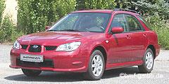 StationWagon (GD/GG/Facelift) 2005 - 2007