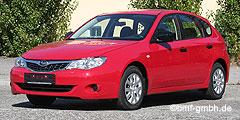 Impreza (G3) 2007 - 2011