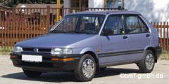 Justy (KAD) 1984 - 1995