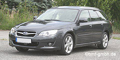 Legacy Station Wagon (BL/BP/Facelift) 2005 - 2009