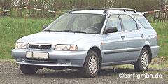 Suzuki Baleno Wagon (EG) 1995 - 2002 Baleno 1.8i 16V Wagon
