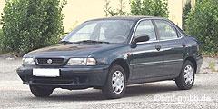 Suzuki Baleno (EG) 1995 - 2001 1.8 GT