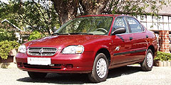 Suzuki Baleno (EG/Facelift) 1995 - 2002 1.8 GT