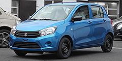 Suzuki Celerio (LF) 2014 - 1.0