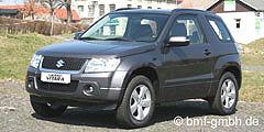 Grand Vitara (JT/Facelift) 2008 - 2012